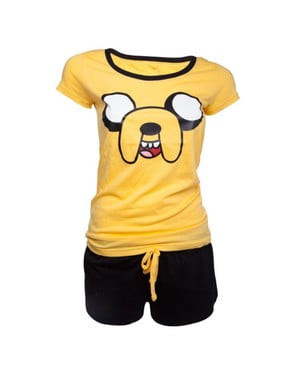 Pyjama Jake Adventure Time für Frauen