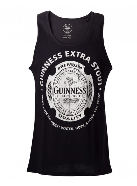 Guinness sleeveless t-shirt