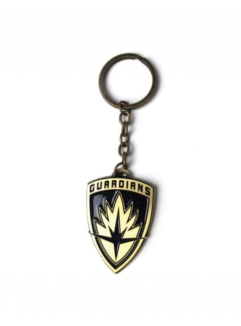 Guardians of the Galaxy Shield keyring