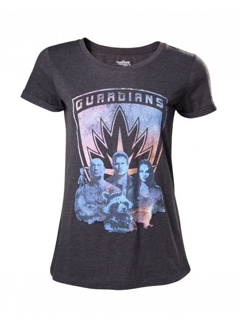 Grey Guardians of the Galaxy t-shirt