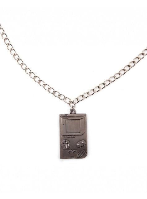 Colgante de Game Boy