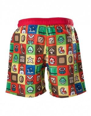 Costum de baie Mario Bros pentru bărbat
