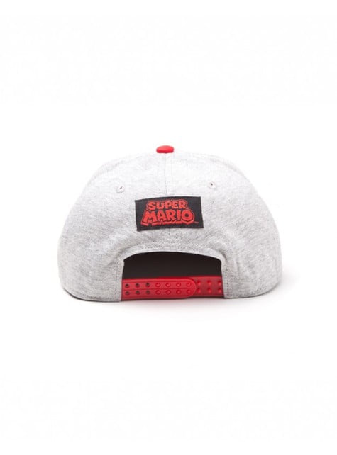 Gorra de champiñón Mario Bros