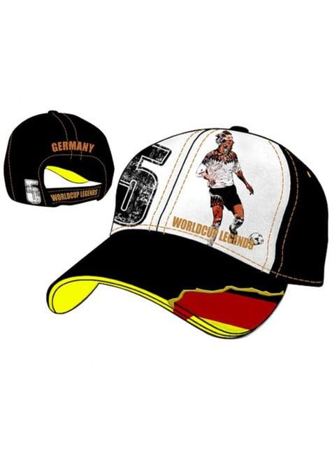 Gorra de leyendas Copa del Mundo Alemania