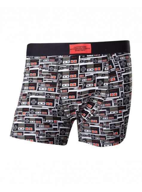 Nintendo Controllers boxer shorts for men