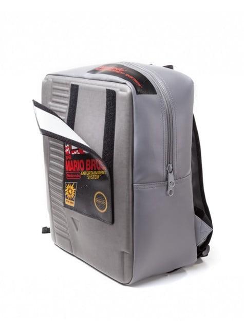Super Mario Bros Cartridge backpack