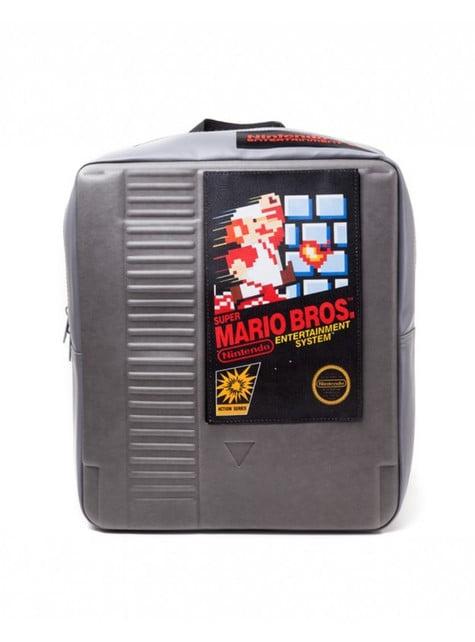 Mochila de Mario Bros Cartucho  - comprar