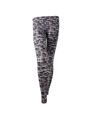Nintendo Controller leggings for women