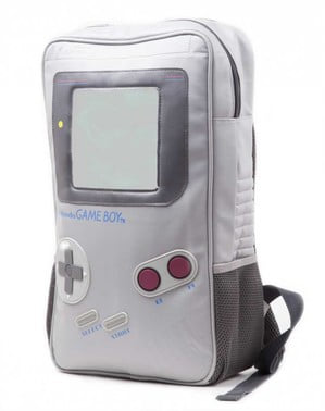 Mochila de Game Boy