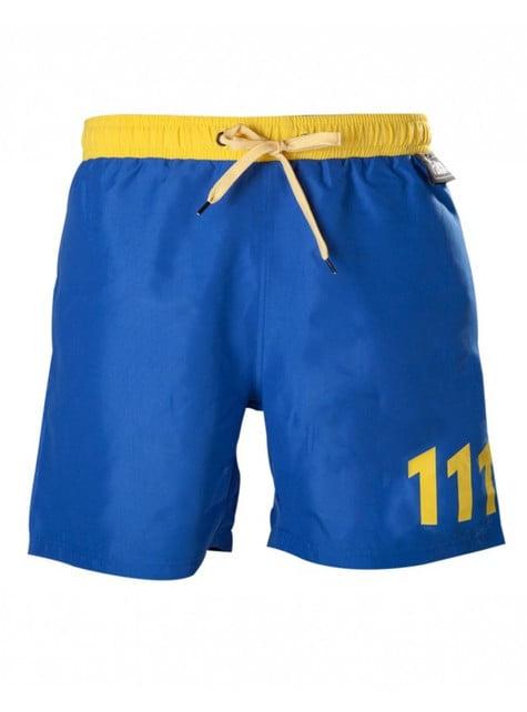 Vault 111 swimming trunks for men