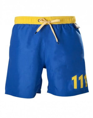 Vault 111 swimming trunks for men