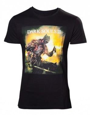 T-shirt Dark Souls III