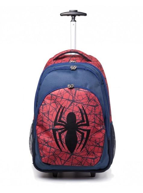 Plecak Spiderman na kółkach