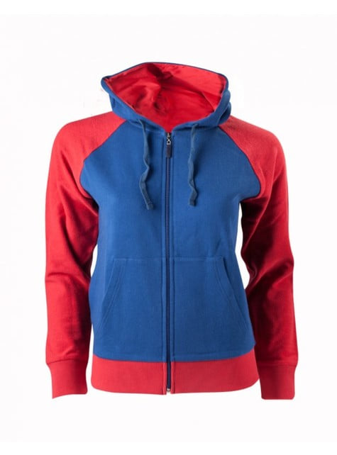 Captain America sweatshirt for women