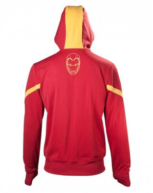 Sweat Iron Man pour adulte