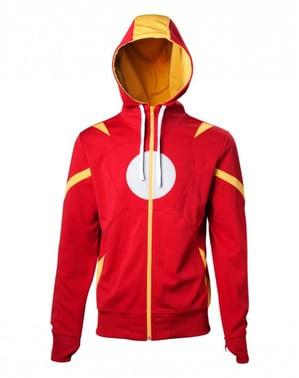 Iron Man hoodie til voksne