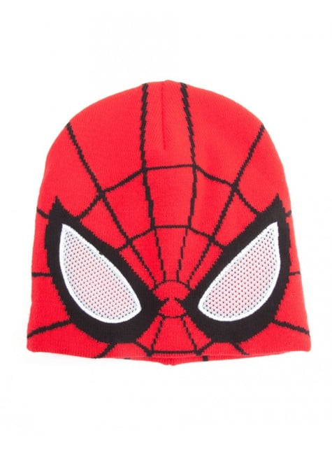 Gorro de Spiderman - oficial