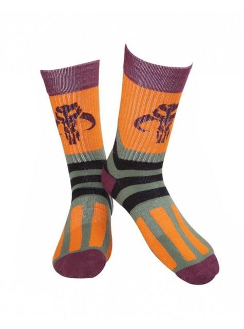 Calcetines de Boba Fett para adulto