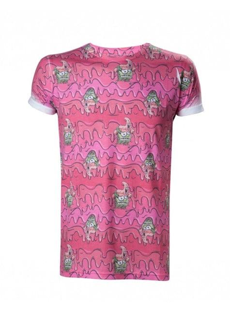 Pink SpongeBob t-shirt