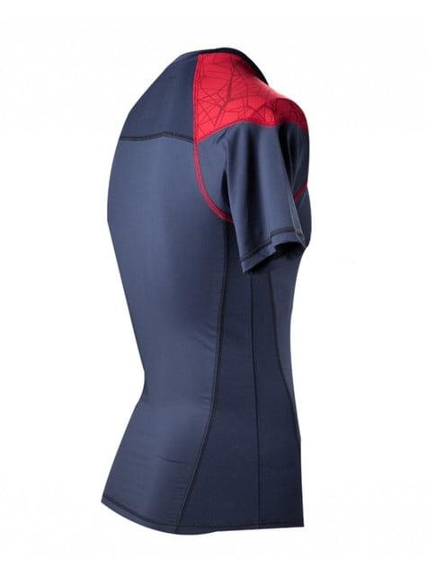 Maglietta sportiva di Spiderman