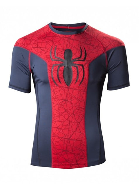 Spiderman sports t-shirt