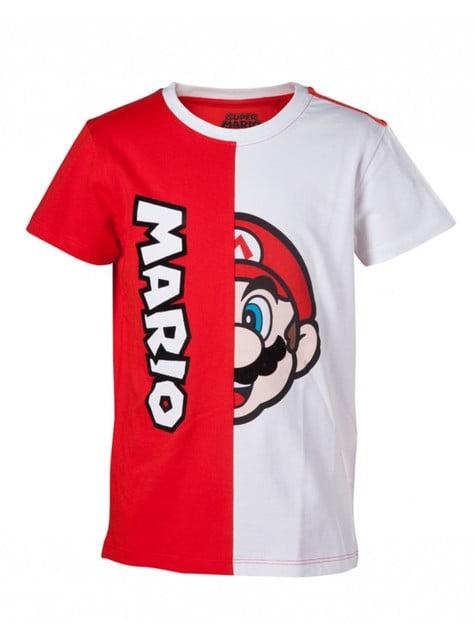 Super Mario Bros t-shirt for kids