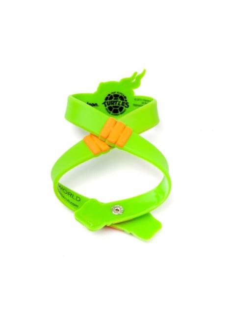 Bracelet Michelangelo Les Tortues Ninja