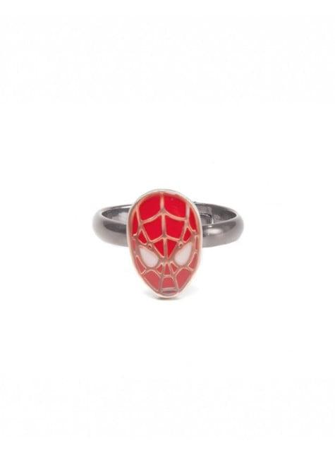 Anello di Spiderman per adulto