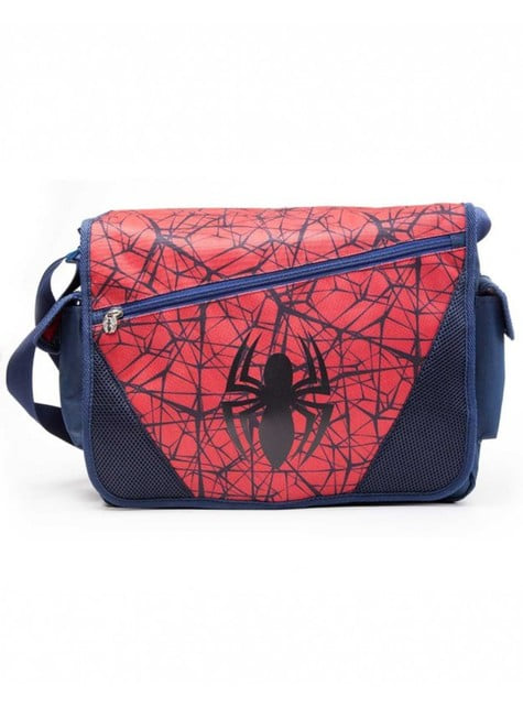 Spiderman shoulder bag