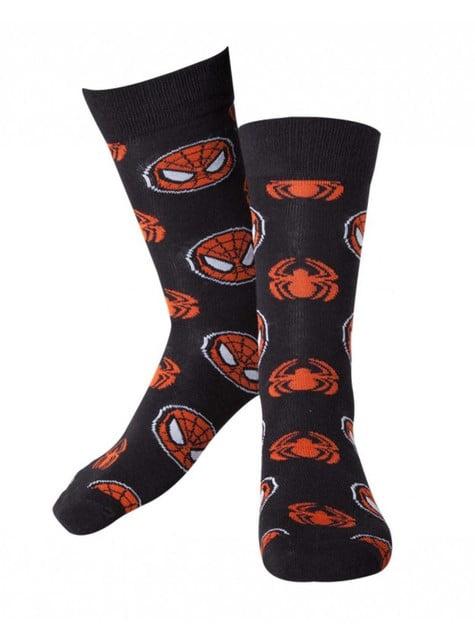 Spiderman socks for men