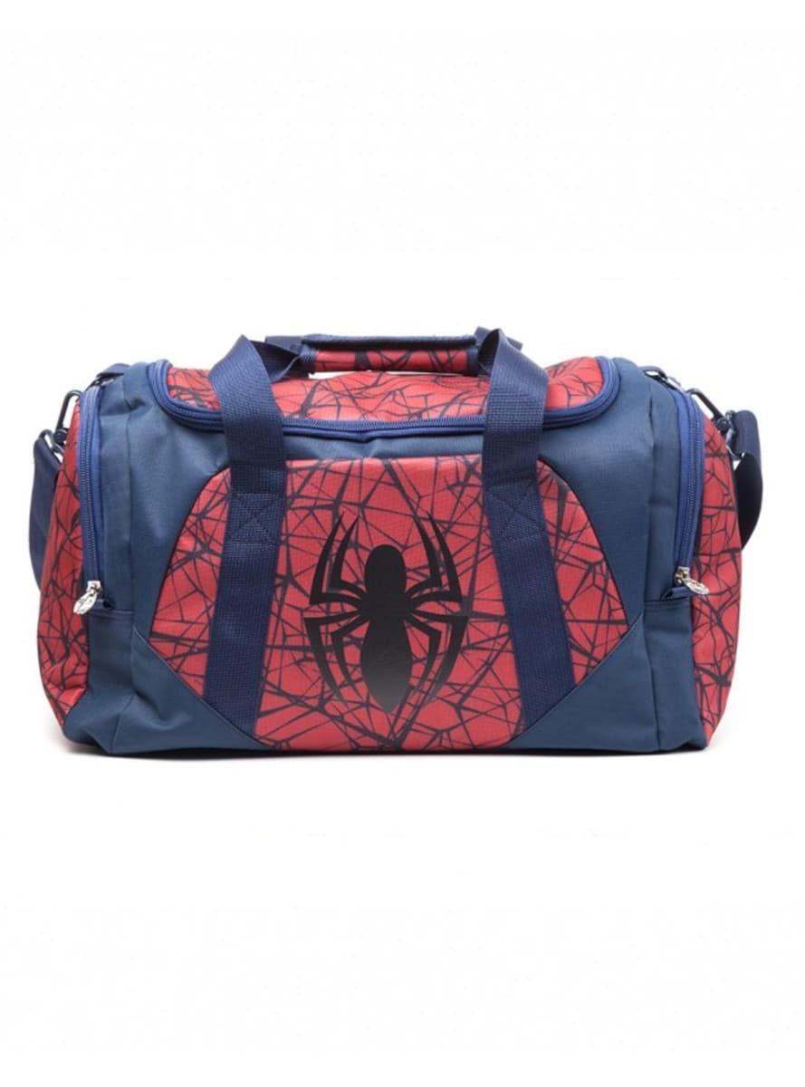 sac de voyage spiderman pour les vrais fans funidelia. Black Bedroom Furniture Sets. Home Design Ideas