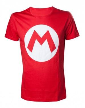 Kırmızı Süper Mario Bros tişört