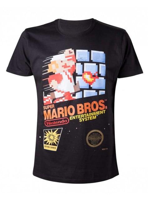 Camiseta de Super Mario Bros