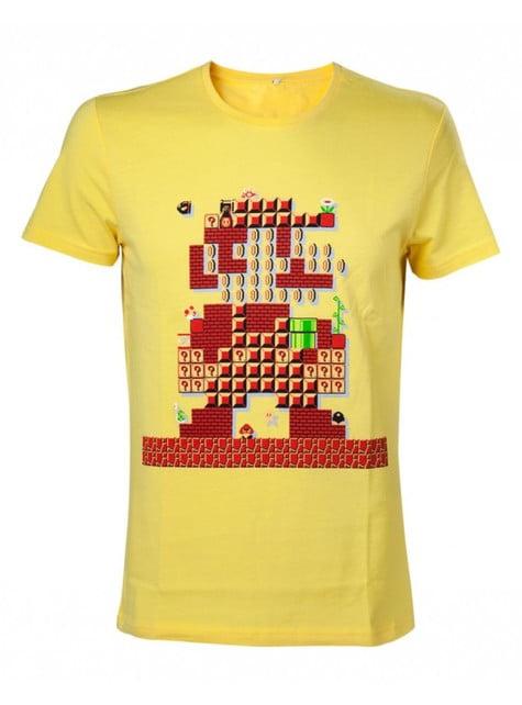 Mario Maker t-shirt