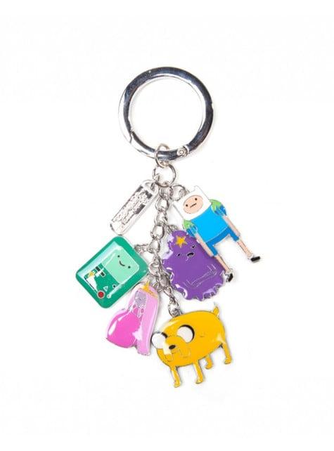 Adventure Time sleutelhanger