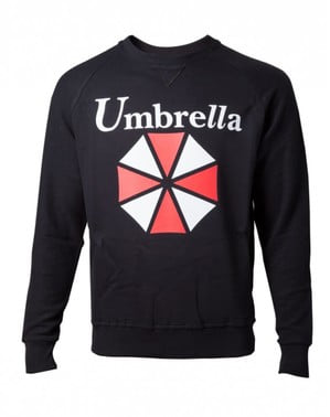 Umbrella Resident Evil sweatshirt for adults