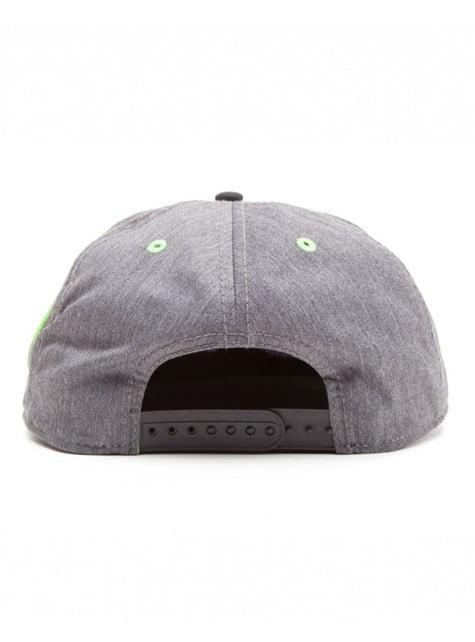 Gorra de Yoshi gris - oficial