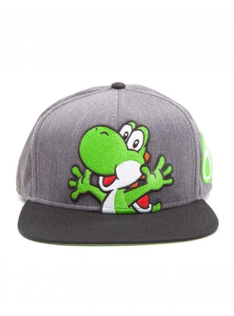 Gorra de Yoshi gris - comprar