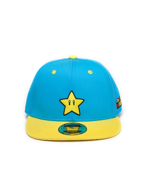 Casquette étoile Mario Bros