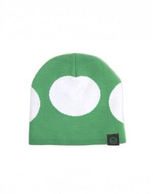 Czapka zielona pieczarka Mario Bros