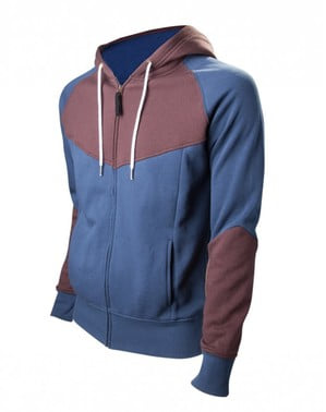 Assassin's Creed Unity hoodie til voksne