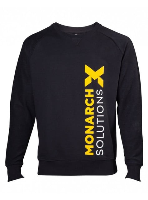Quantum Break Monarch Solutions sweatshirt for adults