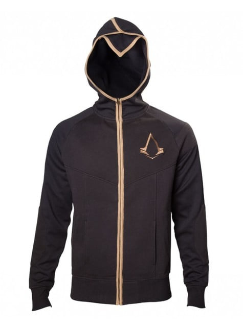 Black Assassin's Creed Syndicate sweatshirt for adults