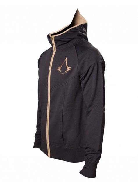 Sweatshirt de Assassin's Creed Syndicate preta para adulto