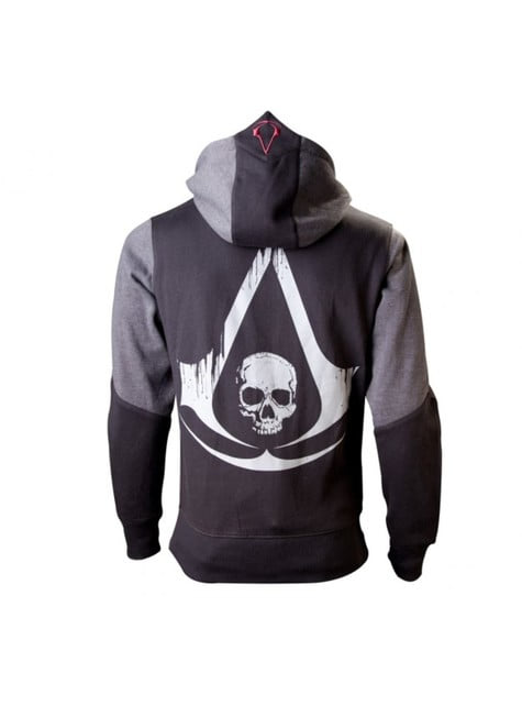 Black Flag Assassin's Creed sweatshirt for adults