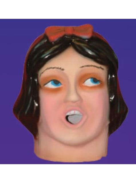 Huvudmask/Cabezudo för barn Snövit