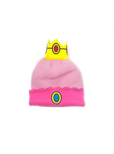 Bonnet Princesse Peach