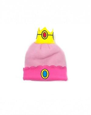 Topi putri Peach beanie