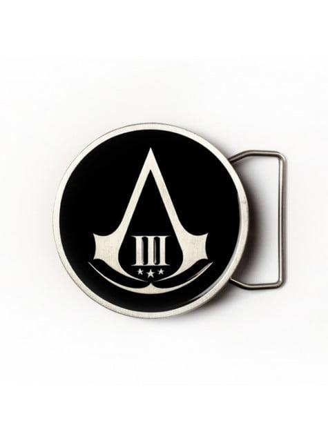 Hebilla de Assassin's Creed III