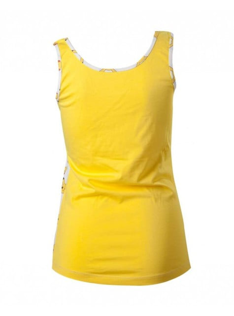 Printed Pikachu t-shirt for women